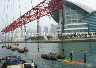 High Performance Heavy Lift Air Bags , Advanced Marine Salvage Lift Bags